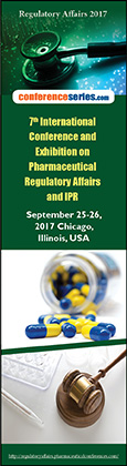 7th International Conference and Exhibition on Pharmaceutical Regulatory Affairs and IPR