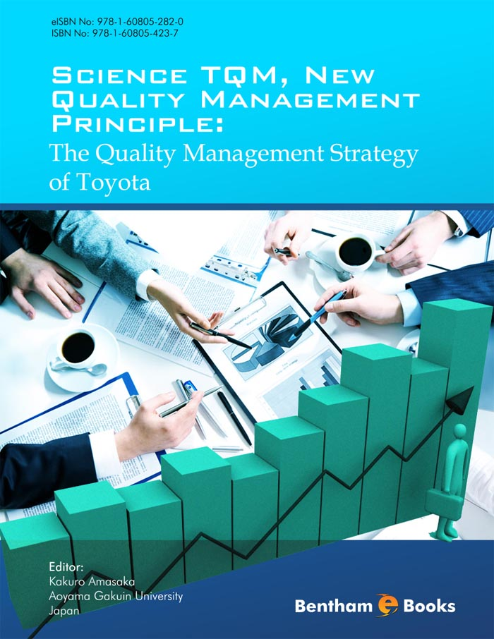 Science TQM, New Quality Management Principle: The Quality Management Strategy of Toyota