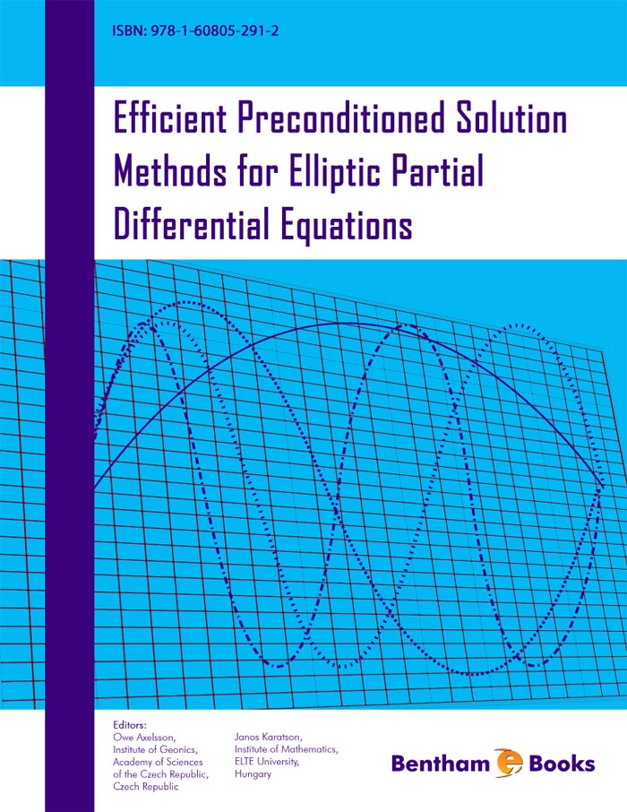 Efficient Preconditioned Solution Methods for Elliptic Partial Differential Equations