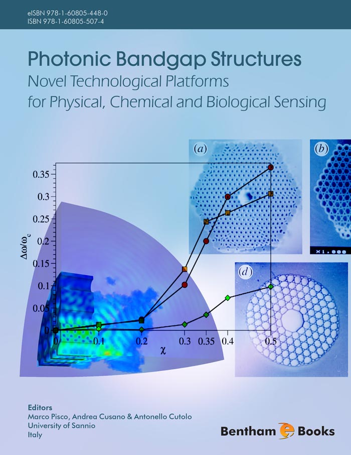 Photonic Bandgap Structures Novel Technological Platforms for Physical, Chemical and Biological Sensing