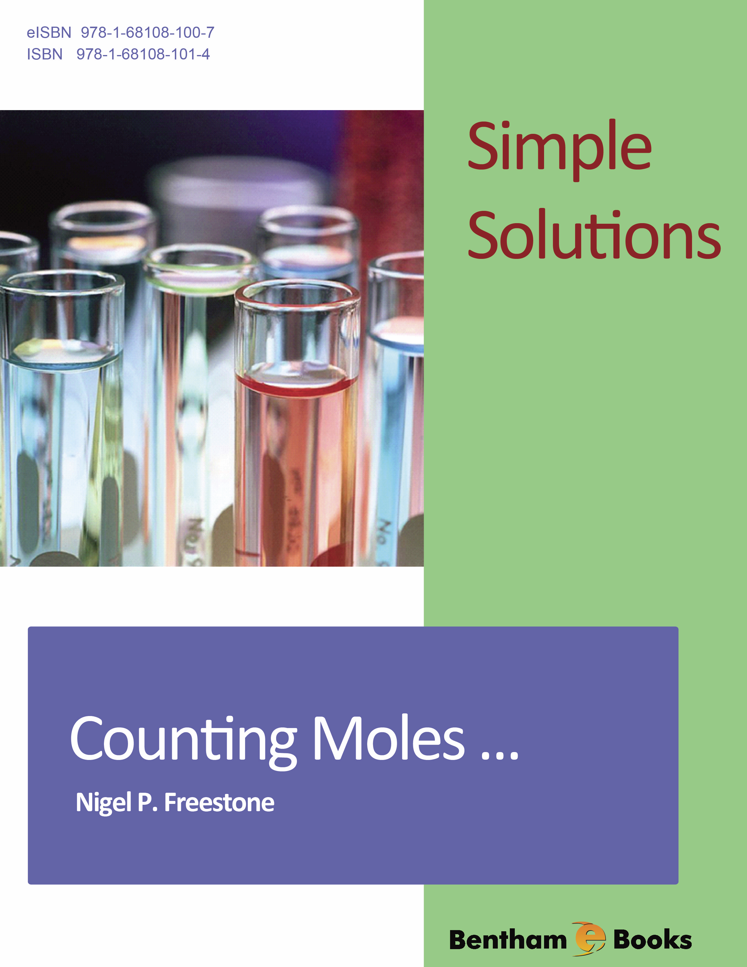 Simple Solutions in Chemistry – Counting Moles