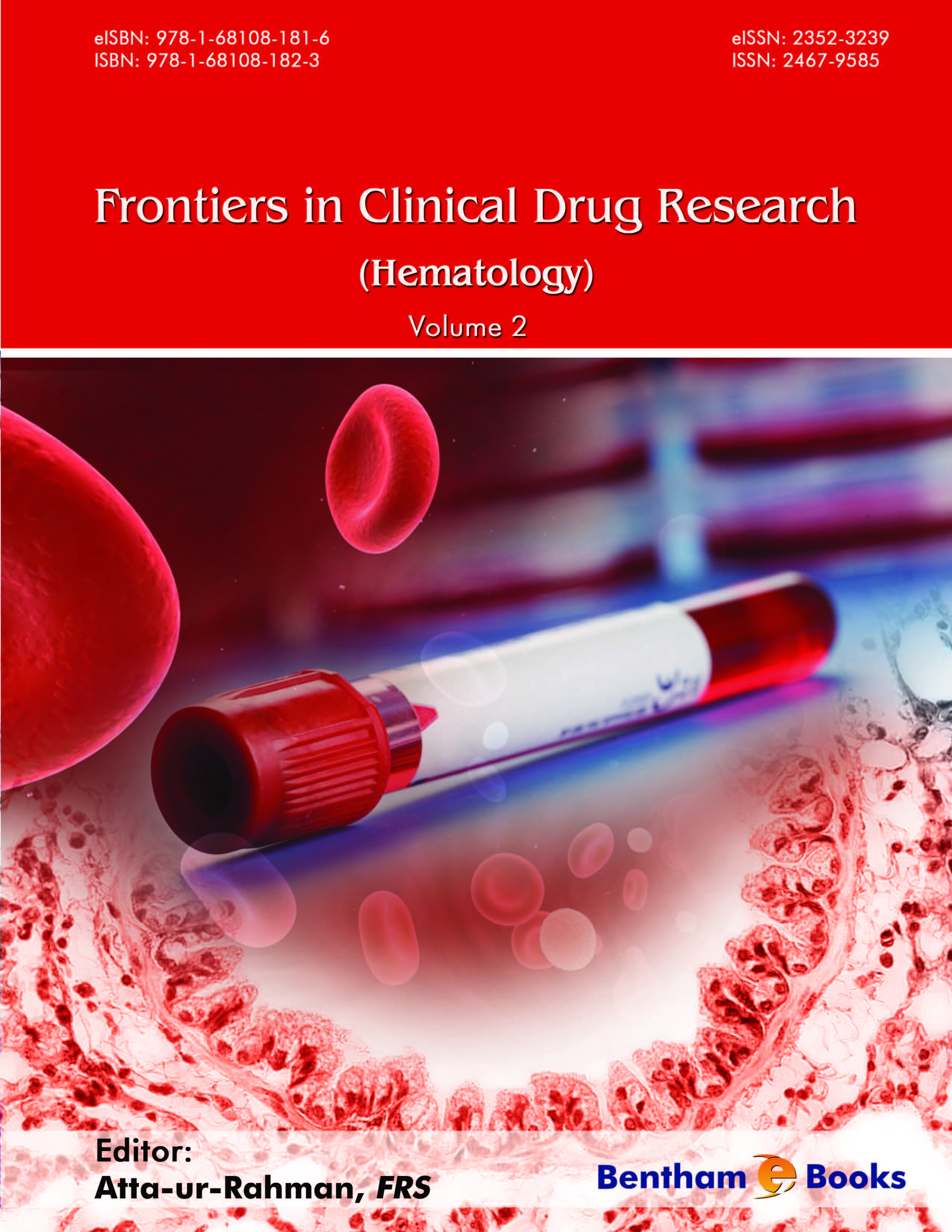 Frontiers in Clinical Drug Research-Hematology