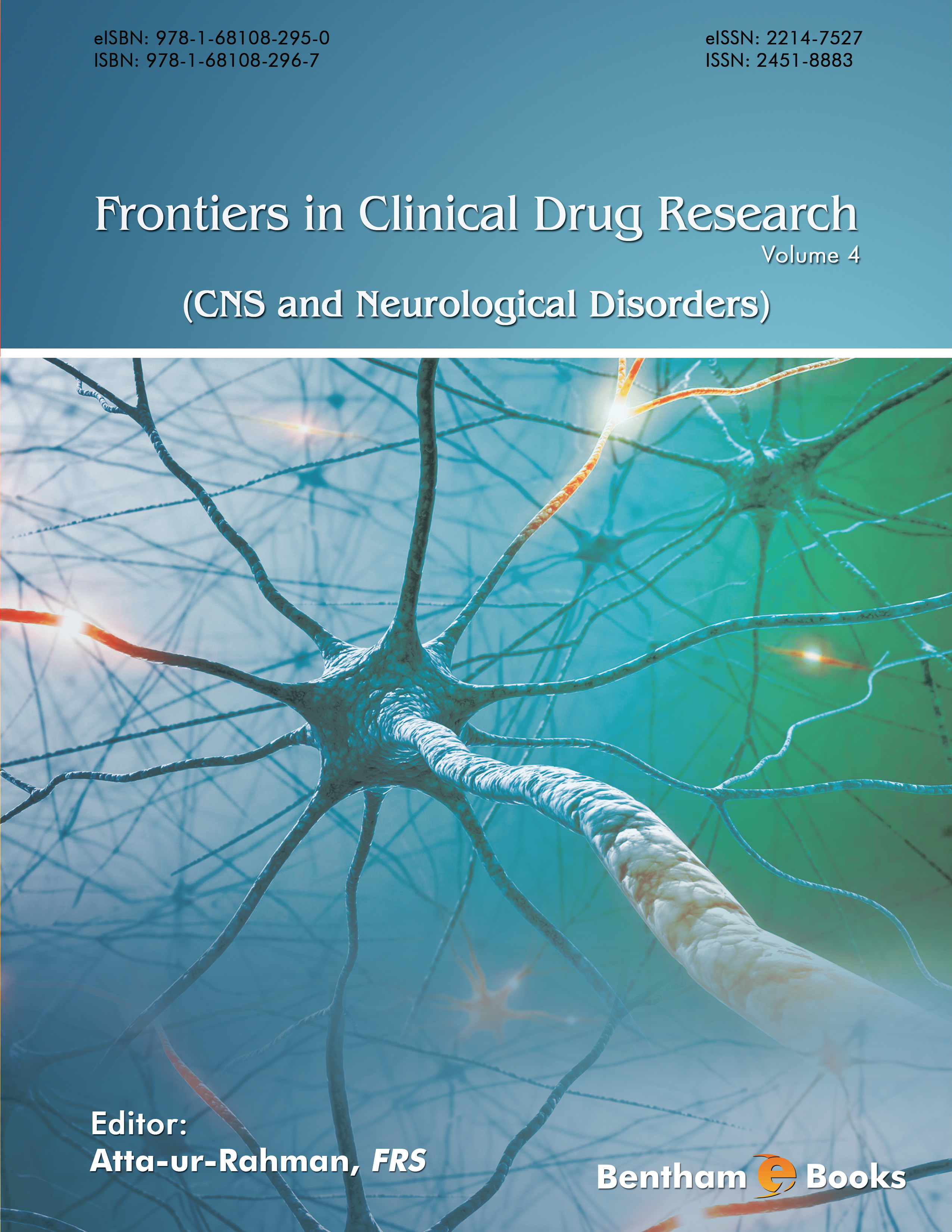 Frontiers in Clinical Drug Research -CNS and Neurological Disorders