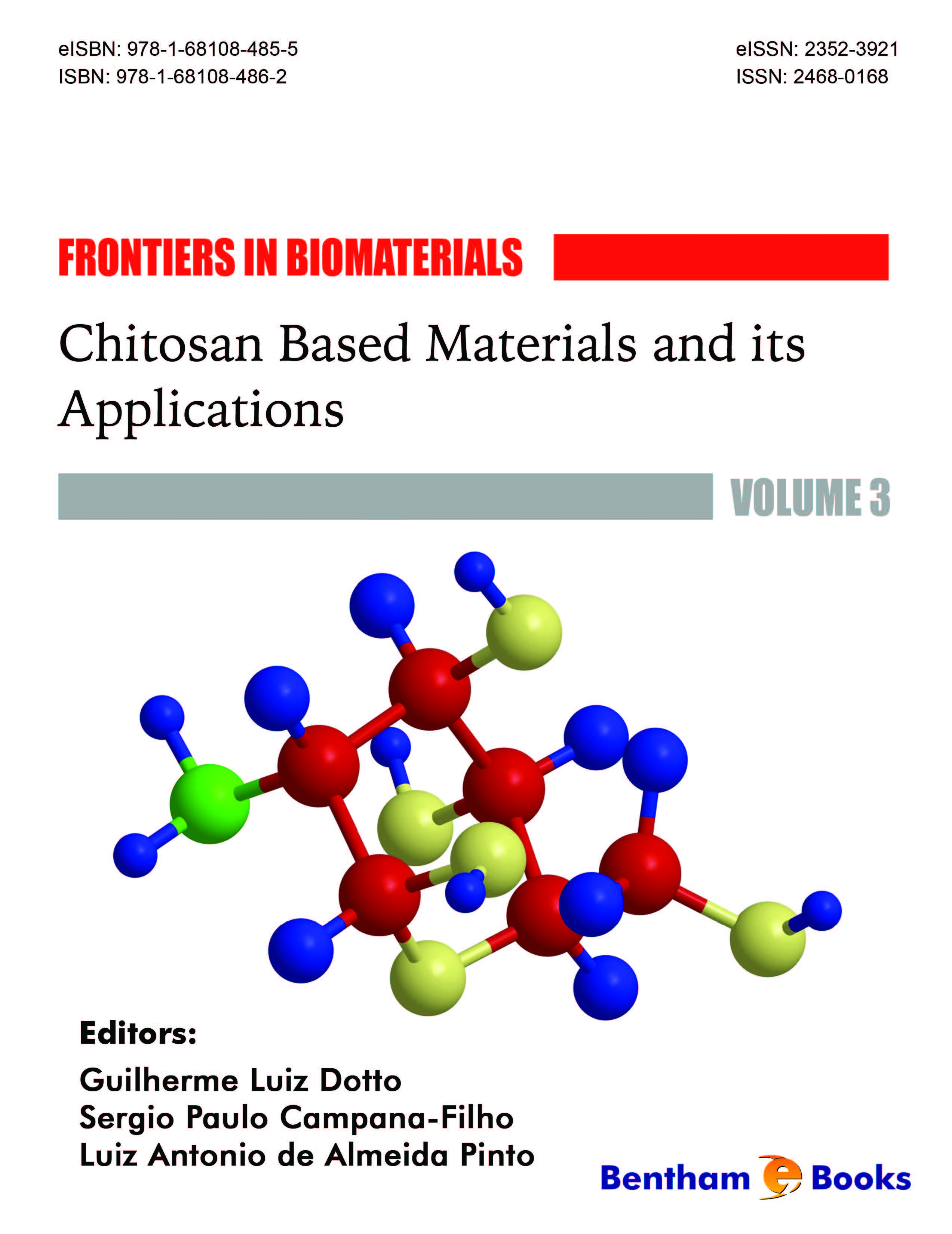 Chitosan Based Materials and its Applications