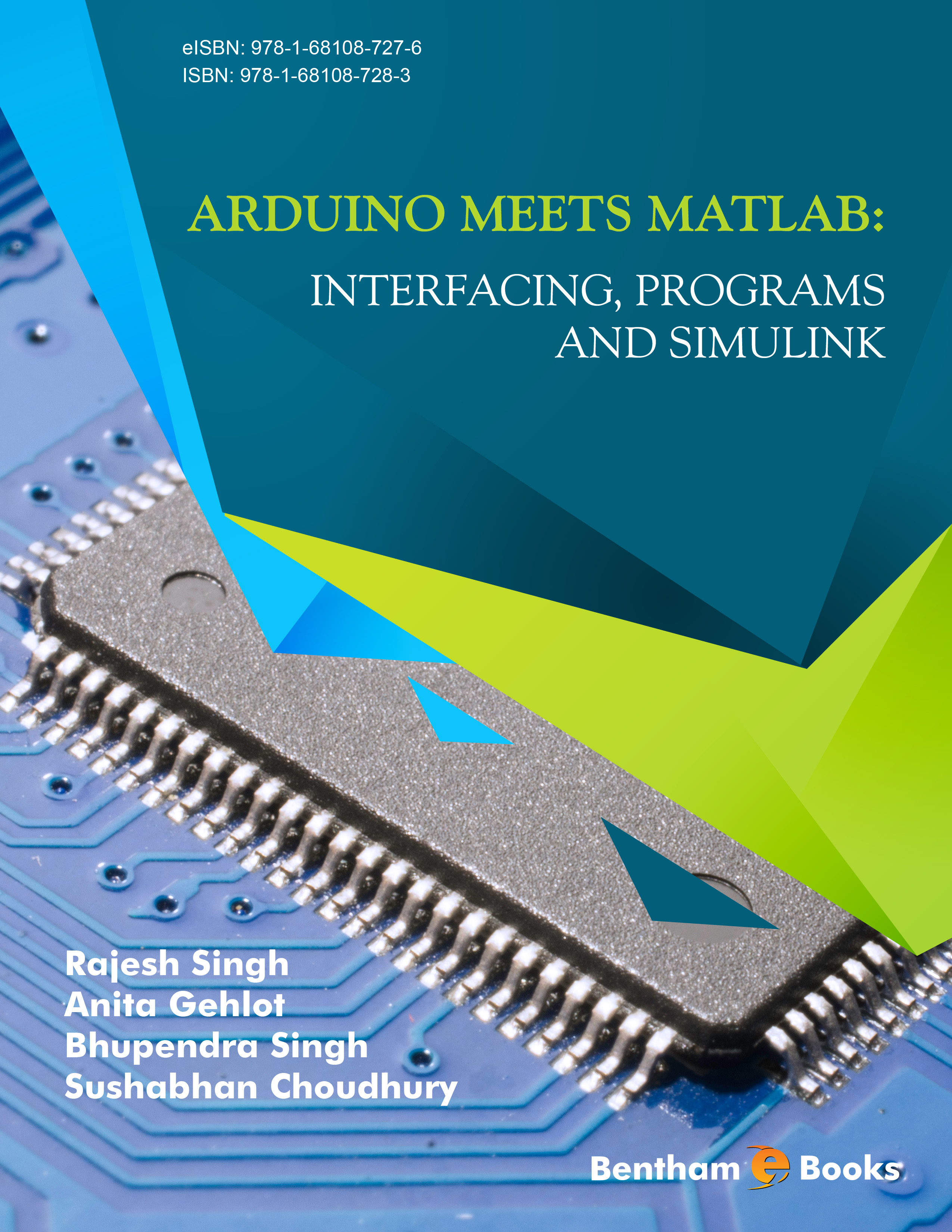 Arduino meets MATLAB: Interfacing, Programs and Simulink